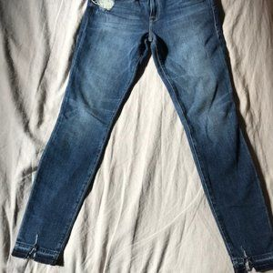 "Frame distressed jeans 30"" waist"